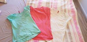 3 schöne T-Shirts Manguun