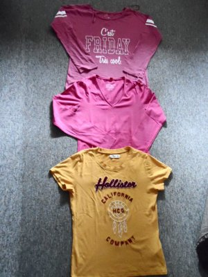 3 Shirts - Größe M