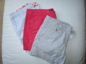 3 Shorts in Größe 36