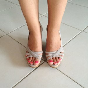 3 Suisses Sandals multicolored