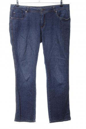 3 Suisses Low Rise jeans blauw casual uitstraling
