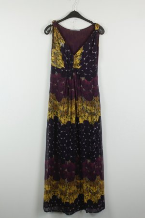 3 Suisses Robe brun pourpre polyester