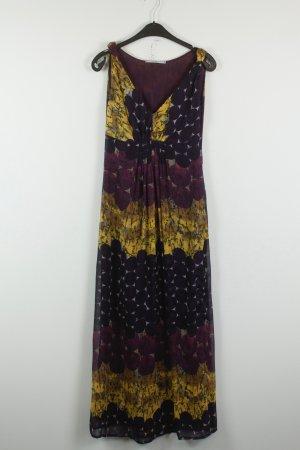 3 Suisses Vestido violeta amarronado Poliéster