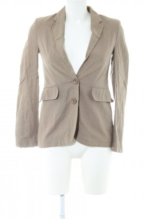 3 Suisses Short Blazer brown business style