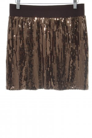 3 Suisses Miniskirt brown party style