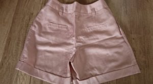 3 Suisses Shorts Hotpants Kurze Hose Highwaist Rose Rosa