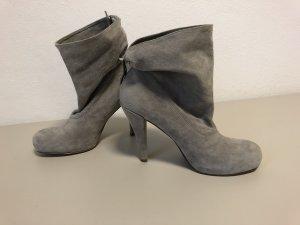 3 Suisses Slip-on laarzen lichtgrijs