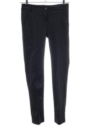 3 Suisses Jersey Pants black business style
