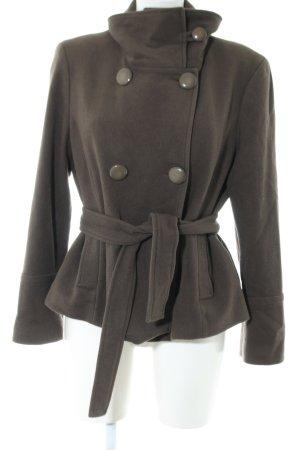 3 Suisses Wool Jacket khaki casual look