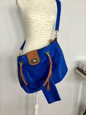 3-teilig Schultertasche + Innentasche + kleine Tasche