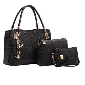 3 teiliges Damen handtaschenset