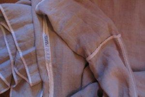 3 teiliges Leinen Set, Hose, Kleid, Top