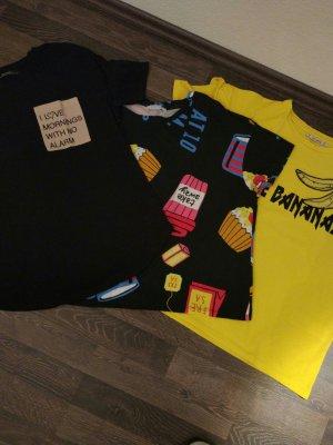 3 tolle Shirt -  reduzierter Preis