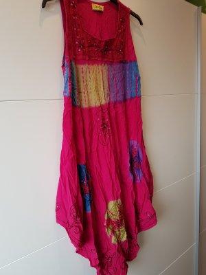 3 tolle Strandkleider Batik one size