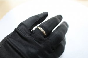 333 Gold Ring Echtgold Ringgrösse 63
