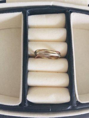 333 Gold Trinity Ring