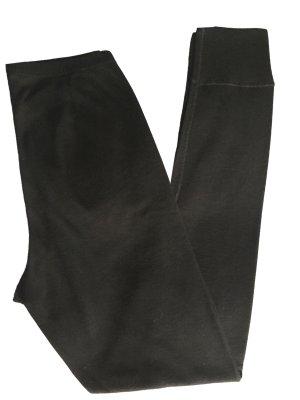 34 XS S ODLO Thermohose Unterhose Hose Leggings mit Bund schwarz