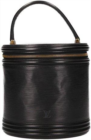 34119 Louis Vuitton Cannes Tasche, Handtasche Epi Leder Schwarz