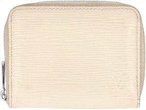 34376 Louis Vuitton Zippy Geldbörse Epi Leder Creme Weiss Portemonnaie Geldbeutel