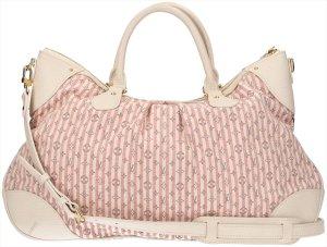 34588 Louis Vuitton Croisette Marina GM Handtasche, Tasche, Schultertasche aus Monogram Mini Lin Canvas