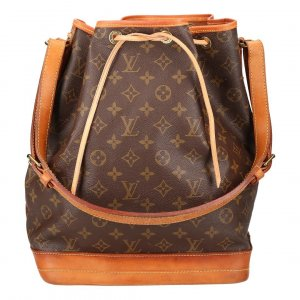 35141 Louis Vuitton Grand Noe GM Monogram Canvas Tasche, Handtasche, Schultertasche