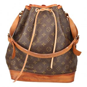 35371 Louis Vuitton Grand Noe GM Monogram Canvas Tasche, Handtasche, Schultertasche