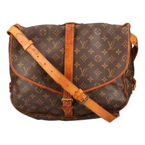 35534 Louis Vuitton Saumur 35 Monogram Canvas Tasche, Handtasche, Umhängetasche