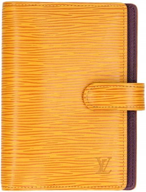 Louis Vuitton Estuche amarillo