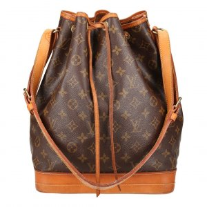 35744 Louis Vuitton Grand Noe GM Monogram Canvas Tasche, Handtasche, Schultertasche