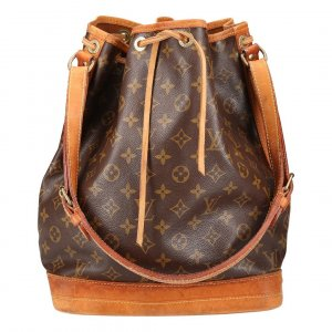 35746 Louis Vuitton Grand Noe GM Monogram Canvas Tasche, Handtasche, Schultertasche
