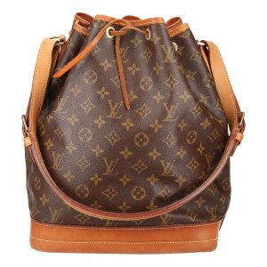 35748 Louis Vuitton Grand Noe GM Monogram Canvas Tasche, Handtasche, Schultertasche