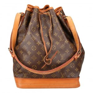 35759 Louis Vuitton Grand Noe GM Monogram Canvas Tasche, Handtasche, Schultertasche