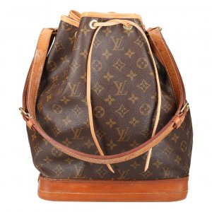 35925 Louis Vuitton Grand Noe GM Monogram Canvas Tasche, Handtasche, Schultertasche