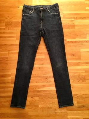 360 Stretch Skinny Jeans, High Waist (32/32), H&M