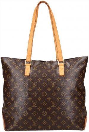 36085 Louis Vuitton Cabas Mezzo Monogram Canvas Tasche, Handtasche