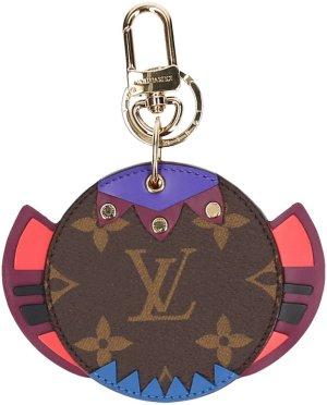 36357 Louis Vuitton Taschenschmuck und Spiegel aus Monogram Totem Canvas mit Box