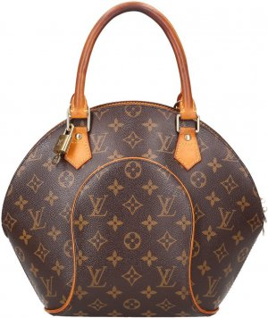 36547 Louis Vuitton Ellipse PM Henkeltasche, Tasche aus Monogram Canvas