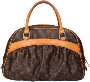 36578 Louis Vuitton Mini Handtasche, Tasche aus Monogram Canvas