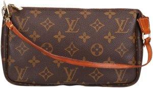 36592 Louis Vuitton Pochette Accessoires Monogram Canvas Tasche, Clutch