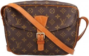 36596 Louis Vuitton Jeune Fille GM Monogram Canvas Tasche, Handtasche, Umhängetasche