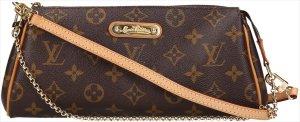 36631 Louis Vuitton Pochette Eva Monogram Canvas Tasche, Handtasche, Umhängetasche