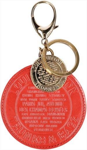 36783 Louis Vuitton Charm Trunks & Bags Taschenschmuck, Schlüsselanhänger aus Vernis