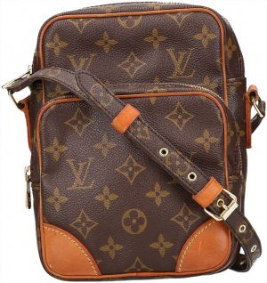 36814 Louis Vuitton Amazone Umhängetasche aus Monogram Canvas