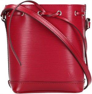 36922 Louis Vuitton Nano Noe Umhängetasche aus Epi Leder in Fuchsia