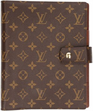 36965 Louis Vuitton Agenda Fonctionnel GM aus Monogram Canvas