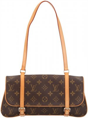 36993 Louis Vuitton Marelle Monogram Canvas Tasche, Handtasche