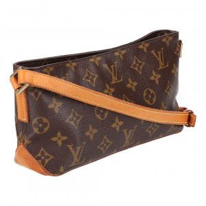 37069 Louis Vuitton Trotteur Monogram Canvas Tasche, Handtasche