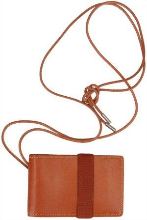 37115 Louis Vuitton Portefeuille Cartes Elastique Kartenetui aus Nomade Leder in Caramel