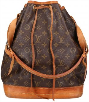 37784 Louis Vuitton Grande Noe GM Monogram Canvas Tasche - Handtasche