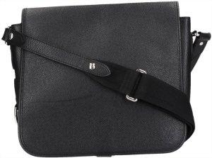 37823 Louis Vuitton Andrei Messenger Tasche - Umhängetasche aus Taiga Leder in Ardoise